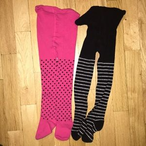 Sonoma 2t/4t two pairs of tights